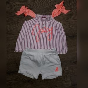 6-12 months juicy couture